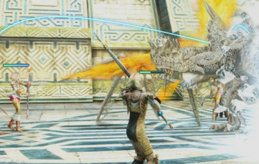 FFXII : 16 minutes d'exploration sur PS4