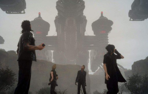 Final Fantasy XV : 50 minutes de gameplay