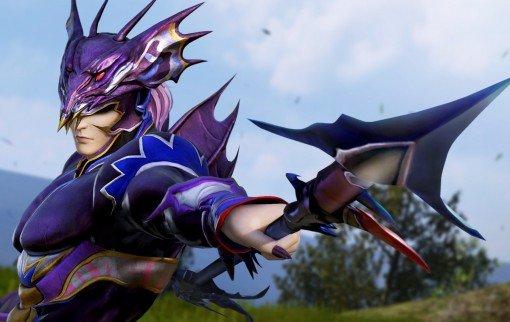 Dissidia Final Fantasy (Arcade) - Kain