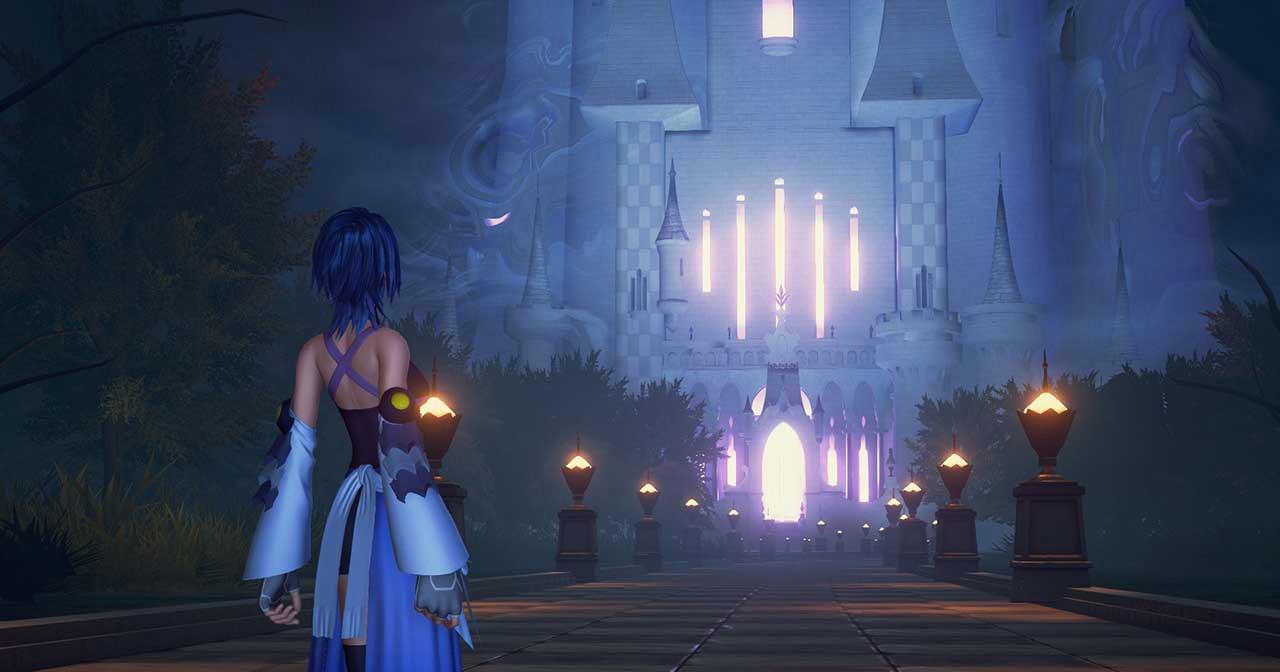 Kingdom Hearts 2.8 - Aperçu