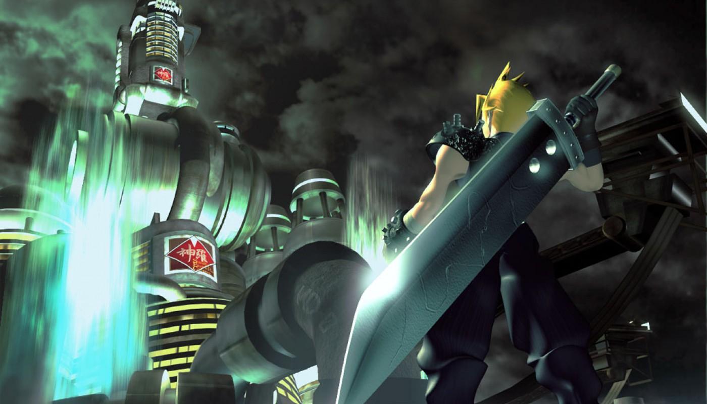 Final Fantasy VII - Bandeau